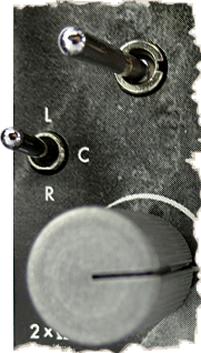 LCR switch